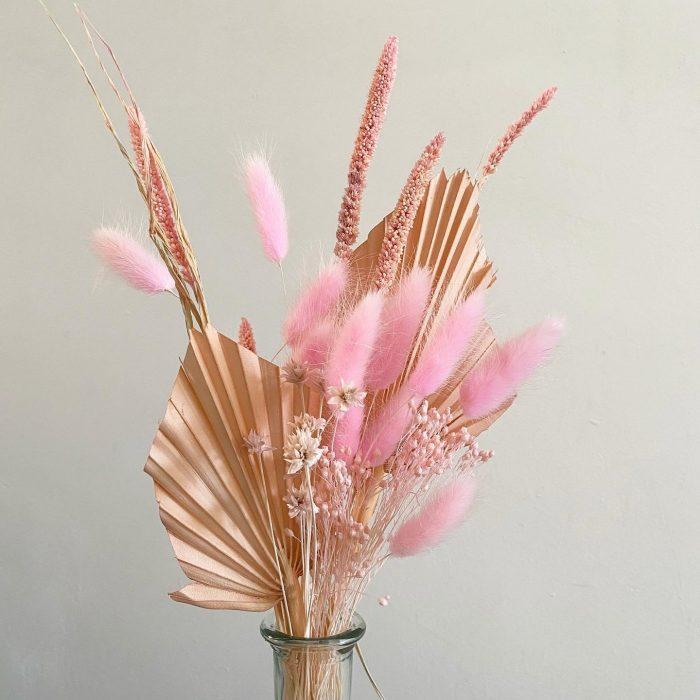 Pinky Peach Arrangement