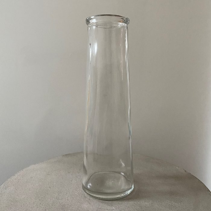 Glass Vase 35cm